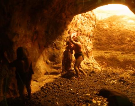Où trouve-t-on les hommes des cavernes dans la Bible ?